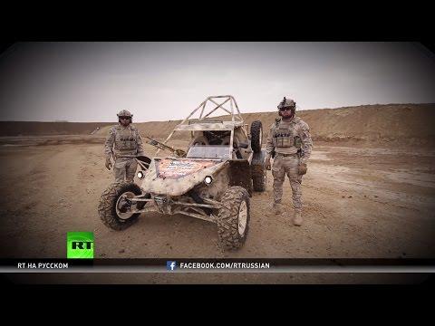 К бою готовы: RT побывал на уникальном антитеррористическом полигоне в Чечне