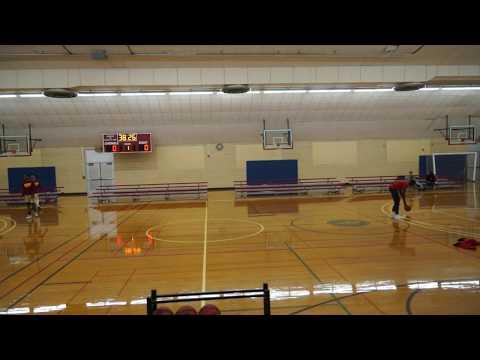 Men's Basketball - Cardinals vs Eagles