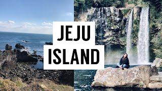 JEJU ISLAND SOUTH KOREA | TRAVEL GUIDE VLOG