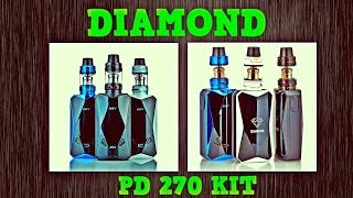 The DIAMOND PD270 Kit By iJOY!