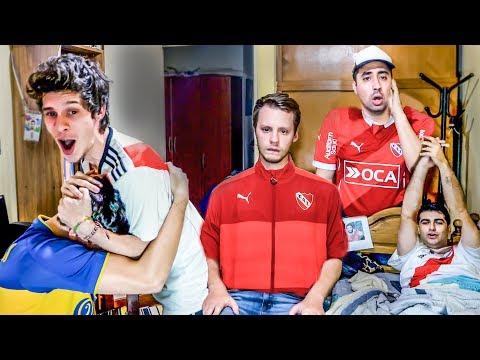 River 3 Independiente 1 | Cuartos  VUELTA Copa Libertadores 2018 | Reacciones de Amigos