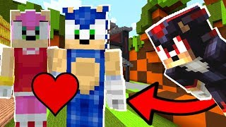 Minecraft Sonic The Hedgehog - Will Sonic And Amy Love Again? [42]