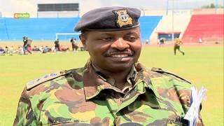 VIDEO: Man dies during police recruitment