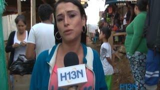 Por tercera vez, suspenden desalojo de 38 familias que invadieron terreno en El Oasis