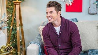 Josh Henderson Visits - Home & Family