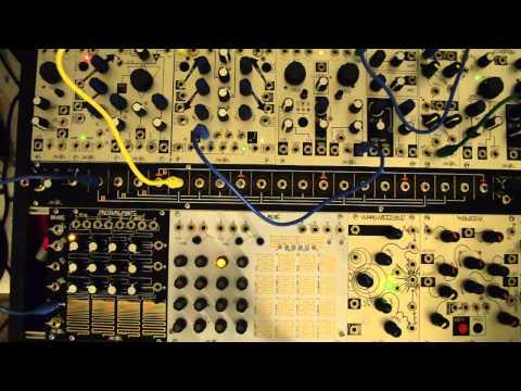Make Noise System Tutorial 2: Basic Envelopes with MATHS