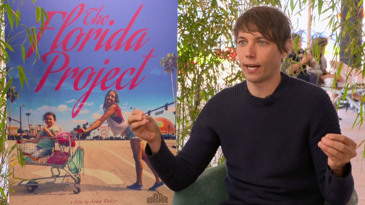 Image result for Sean Baker, The Florida Project