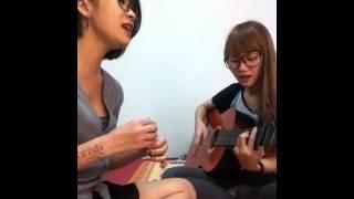 HAI CÔ TIÊN - cover Trần Mỹ Linh & Trang Min
