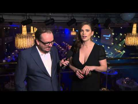 2015 Jameson Empire Awards - Hayley Atwell | Empire Magazine