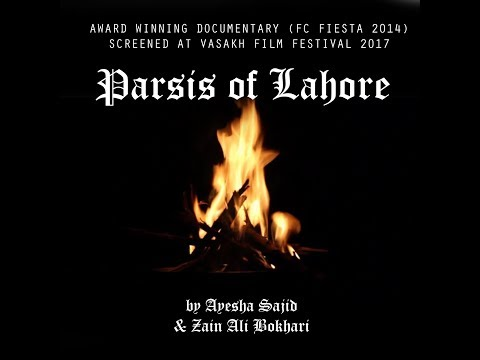 Parsis of Lahore