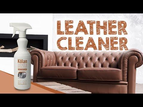 Kolan Leather & Upholstery cleaner.