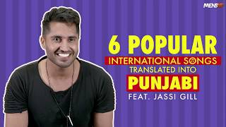 Jassi gill singing english songs in punjabi | (must watch)