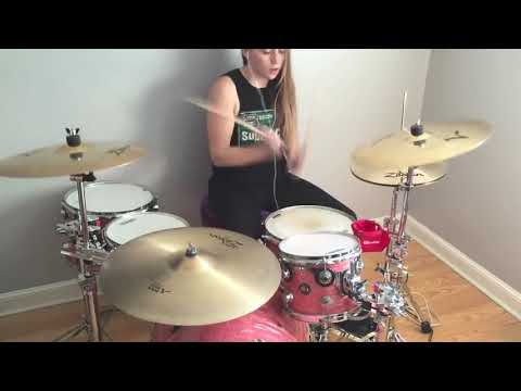 Brock Lesnar Theme Song On Drum