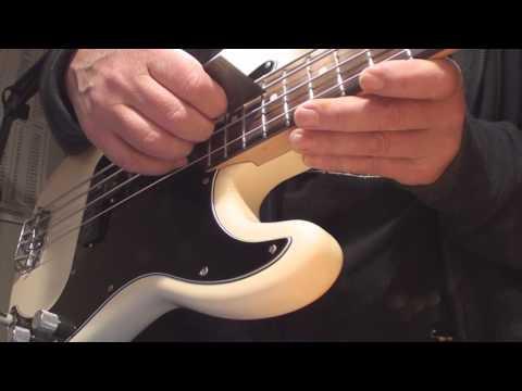 Fender American Special Precision Bass Guitar