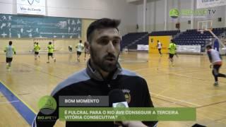 Antevisão Leões de Porto Salvo: Pedro Silva