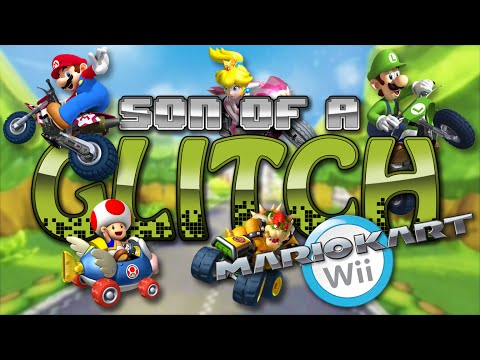 Mario Kart Wii Glitches - Son Of A Glitch - Episode 34