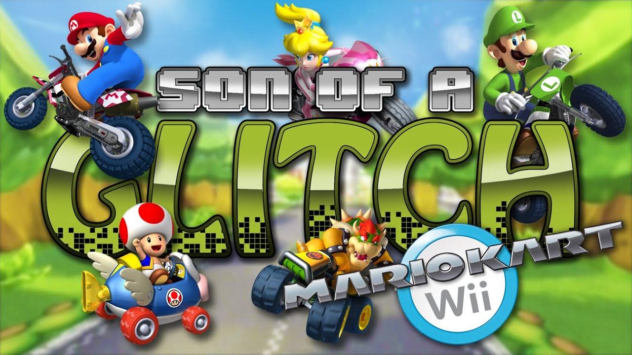 Mario Kart Wii Glitches Son Of A Glitch Episode 34