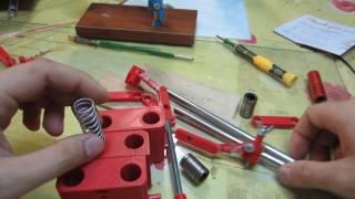 Сверлильный станок для печатных плат ч3 сборка