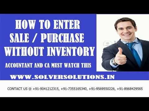 HOW TO MAKE WITHOUT INVENTORY SALE   PURCHASE ENTRY IN PHARMA SOFTWARE