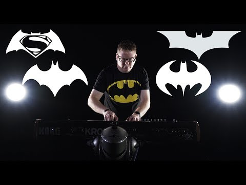 Evolution of the Batman Theme with the Korg Kronos