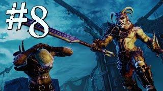 Shadow of Mordor Gameplay Walkthrough Part 8 - FREEDOM!!!!!!!!!!