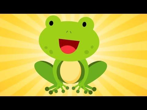 Küçük Kurbağa Şarkısı - AfacanTV