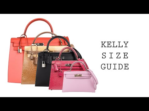 Hermes Guide • Kelly Size • MIGHTYCHIC •