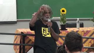 Capoeira, Ancestralidade e Contemporaneidade   Mestre Cobra Mansa   UFABC