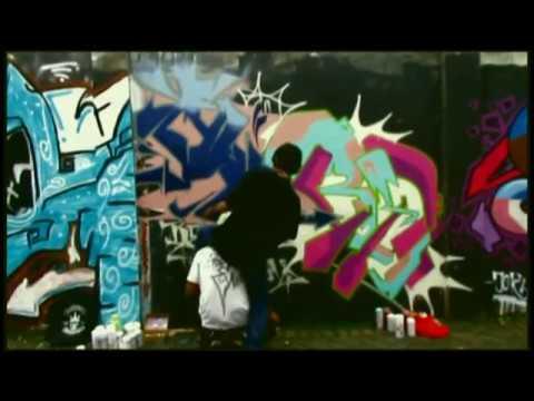 VAS KREW MALANG GRAFFITI - HEIS X RAISE