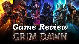 Grim Dawn Game Review