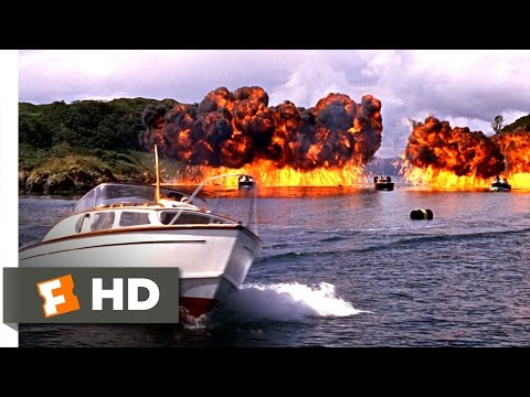 From Russia with Love (9/10) Movie CLIP - Setting SPECTRE Ablaze (1963) HD
