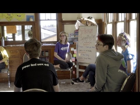 Planned Parenthood | Teens Talking to Teens About Sex Ed