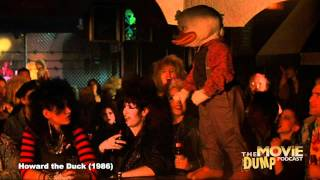 Howard the Duck: Bar fight scene