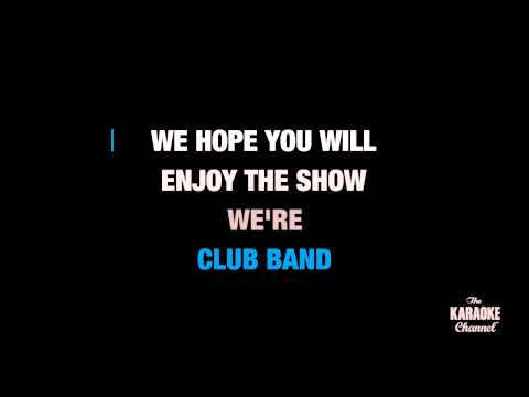 """Sgt. Pepper's Lonely Heart Club Band (Live Version) in the Style of """"U2 & Paul McCartney"""""""