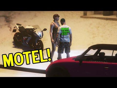 VENDI A MOTO! TRAINDO A NAMORADA NO MOTEL COM A MARIA?! GTA V: NOVELA DA VIDA REAL EP#48