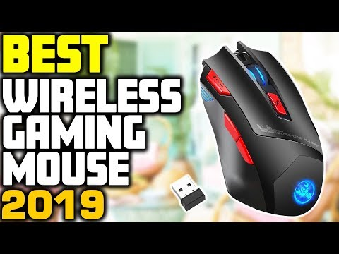 5 Best Wireless Gaming Mouse In 2019