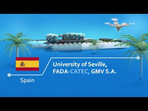 University of Seville, FADA-CATEC, GMV S.A. - Spain