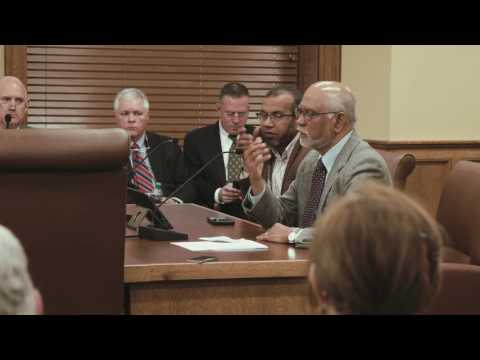 Public comment over Sharia law bill in Arkansas House Judiciary Committee