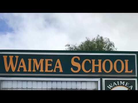 Waimea elementary school project- hawaii 2018