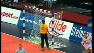 Hungary - Netherlands Handball world championship 2005 - St. Petersburg