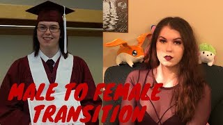 5 Year Male to Female Transition Timeline | Transgender Series