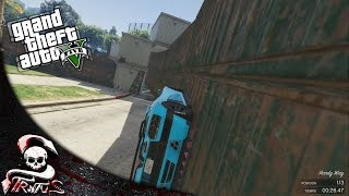 GTA 5 CARRERAS | LA CARRERA DE LA MUERTE #296 WTF!!! INCREIBLE | XxStratusxX