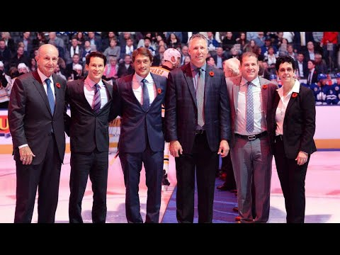 Hockey Night speaks to the Hockey Hall of Fame class of 2017