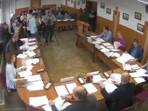 Черкаси Міська Рада: Засідання виконавчого комітету 13.11.2019