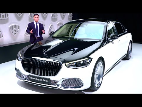 2021 Mercedes MAYBACH S Class – V12 NEW S680 Full Review Interior Exterior Infotainment Sound