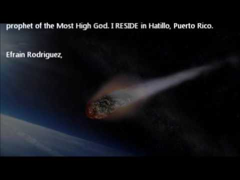 ASTEROID IMPACT, Letters to NASA and Obama
