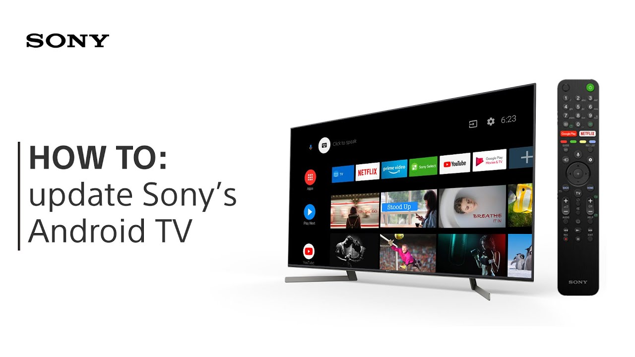 Sony Bravia Update Android