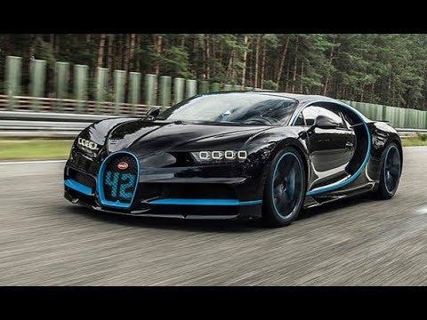 Bugati Chiron With Amplifire Song Youtube