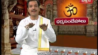 పులిగోరు ఎవరుయనా వేసుకోవచా?   Dharma sandehalu - Episode 424_Part 3
