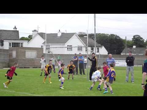 Inishowen GAA U8 Go Games Final- Malin v Naomh Padraig, 13/7/13.